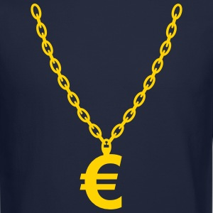 Euro Gold Chain Long Sleeve Shirts - Crewneck Sweatshirt