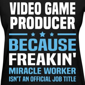 Video Game Producer T-Shirts - Women's T-Shirt