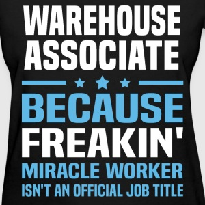 Warehouse Associate T-Shirts - Women's T-Shirt