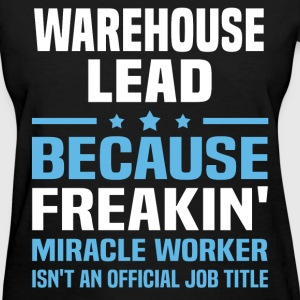 Warehouse Lead T-Shirts - Women's T-Shirt