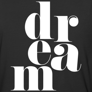 Dream Motivational Quote T-Shirts - Baseball T-Shirt