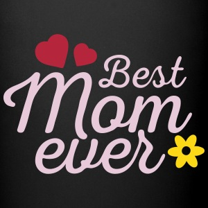 Best Mom Ever 3C Hearts Mugs & Drinkware - Full Color Mug