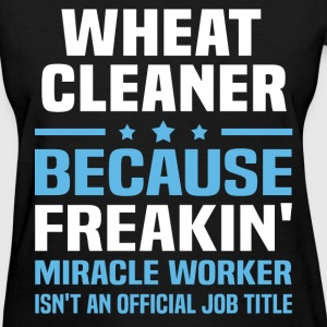 Wheat Cleaner T-Shirts - Women's T-Shirt