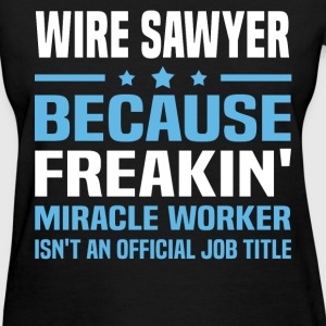 Wire Sawyer T-Shirts - Women's T-Shirt