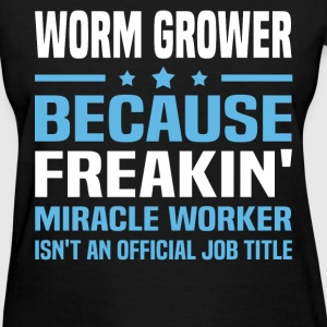 Worm Grower T-Shirts - Women's T-Shirt