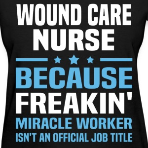 Wound Care Nurse T-Shirts - Women's T-Shirt