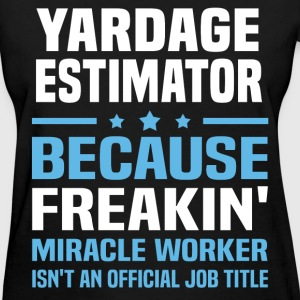 Yardage Estimator T-Shirts - Women's T-Shirt