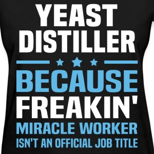 Yeast Distiller T-Shirts - Women's T-Shirt