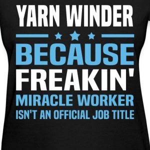 Yarn Winder T-Shirts - Women's T-Shirt