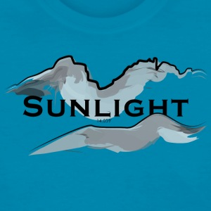 Sunlight Peak Womens Tee - Women's T-Shirt