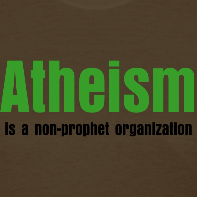 Atheism (womens)