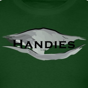 Handies Peak Mens Tee - Men's T-Shirt