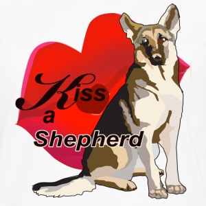 Kiss A Shepherd - Men's Premium Long Sleeve T-Shirt