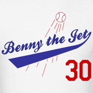 Benny The Jet Sandlot Jersey T-Shirts - Men's T-Shirt