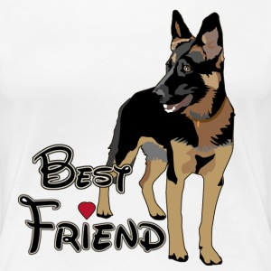 Best Friend - Women's Premium T-Shirt