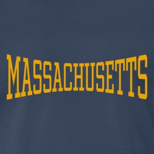 Massachusetts T-Shirt - Men's Premium T-Shirt