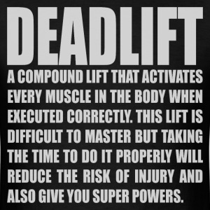 DEADLIFT T-Shirts - Men's T-Shirt