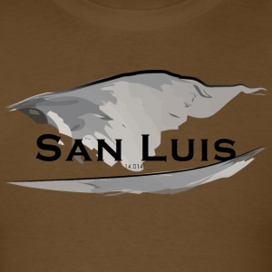 San Luis Peak Mens Tee - Men's T-Shirt