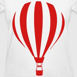Hot Air Balloon T-Shirts - Women's T-Shirt