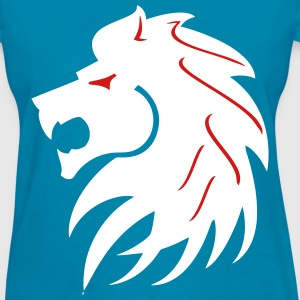 Lion Mane T-Shirts - Women's T-Shirt