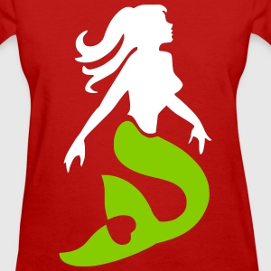 Mermaid T-Shirts - Women's T-Shirt
