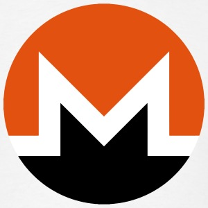 Monero Logo T-Shirts - Men's T-Shirt