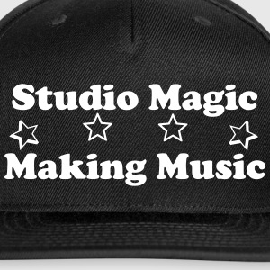 Studio Magic Making Music stars ball cap - Snap-back Baseball Cap