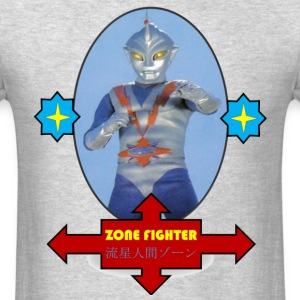 ZONE FIGHTER - Men's T-Shirt