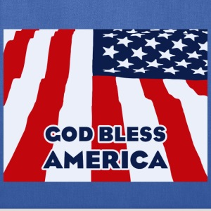 God bless America Bags & backpacks - Tote Bag