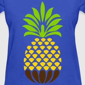 Pineapple T-Shirts - Women's T-Shirt
