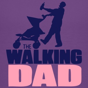 dad walking Kids' Shirts - Kids' Premium T-Shirt