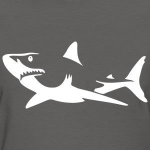 Shark Smile T-Shirts - Women's T-Shirt