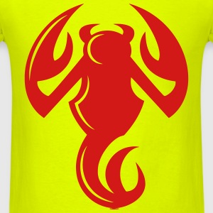 Scorpion Simple T-Shirts - Men's T-Shirt