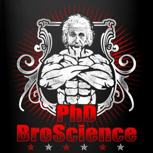 PhD Brosience - Einstein Mugs & Drinkware - Full Color Mug