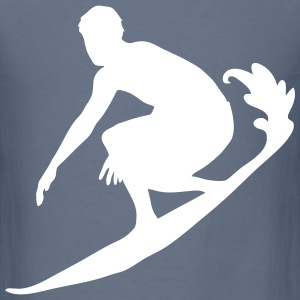 Surfer Splash T-Shirts - Men's T-Shirt