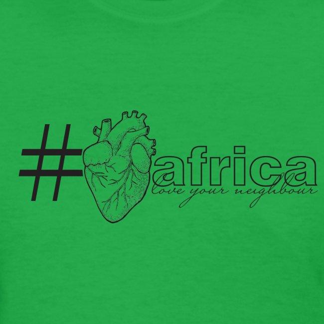 Hashtag Heart Africa (Womens)
