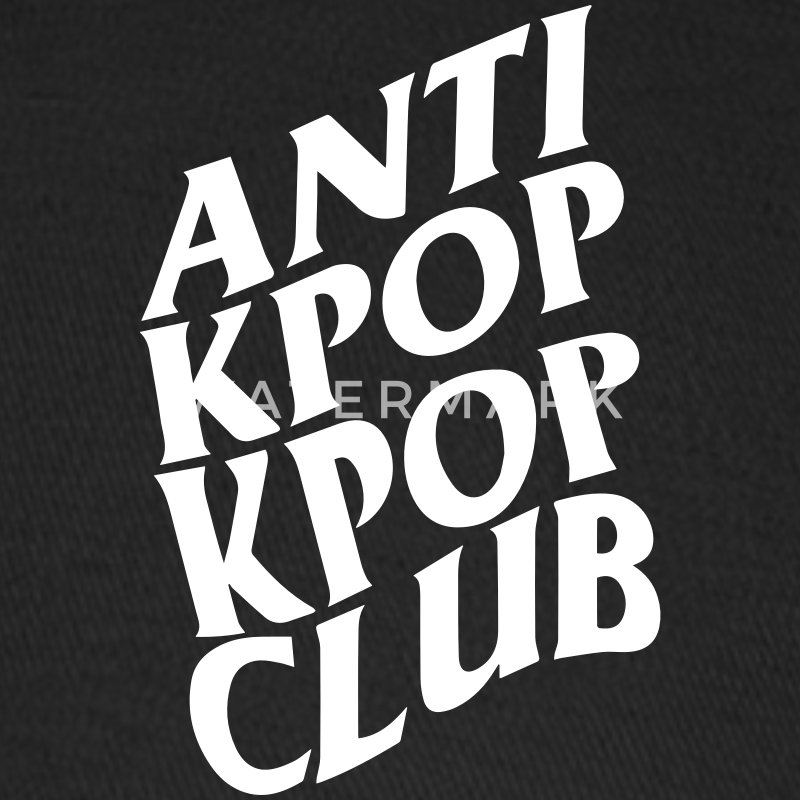 Anti Kpop Kpop Club Sportswear - Baseball Cap