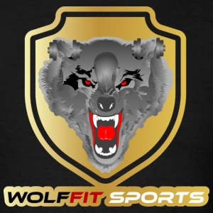 WolfFit Sports T-Shirts - Men's T-Shirt
