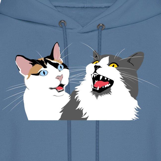 Otto & Egon (Adult Hoodie)