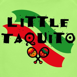 Little Taquito Baby Bodysuits - Short Sleeve Baby Bodysuit
