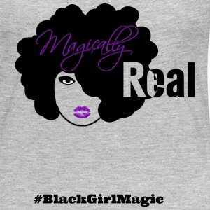Black Girl Magic Long Sleeve Shirts - Women's Premium Long Sleeve T-Shirt