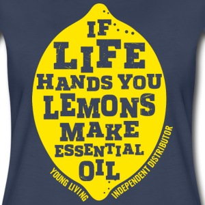 If Life Hands You Lemons... T-Shirts - Women's Premium T-Shirt