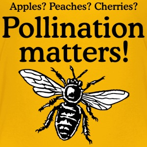 Pollination Matters Beekeeper Design Baby & Toddler Shirts - Toddler Premium T-Shirt