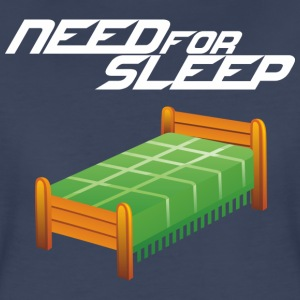 Need for Sleep (dark) T-Shirts - Women's Premium T-Shirt