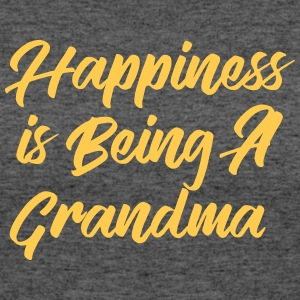 Happiness is being a Grandma T-Shirts - Women's 50/50 T-Shirt