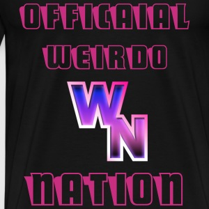 Official Weirdo shirts - Men's Premium T-Shirt