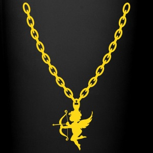 Cupid Gold Chain - Full Color Mug