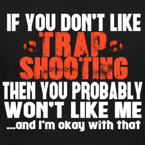 Trap Shooting Shirts - Men's Premium T-Shirt