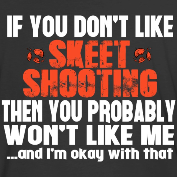 Skeet Shooting Shirts - Men's 50/50 T-Shirt
