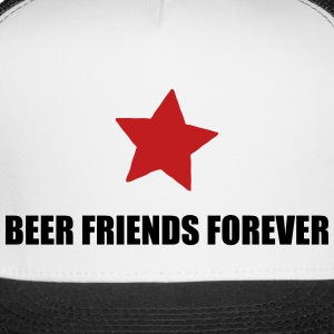 BFF beer friends forever Sportswear - Trucker Cap
